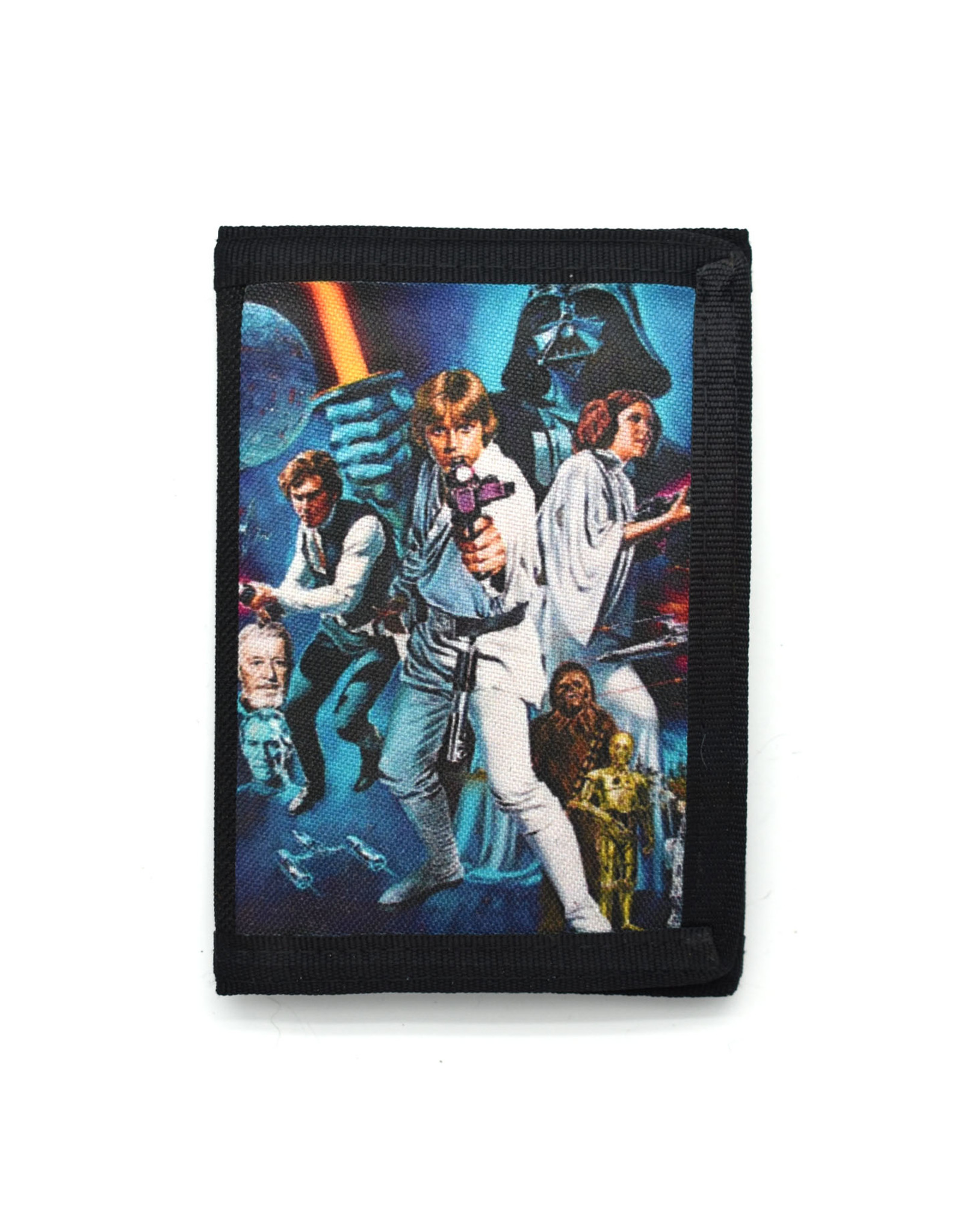 Star Wars Velcro Wallet