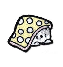 Snoozy Q Kitty Sticker Patch