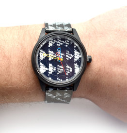 Aztec Checker Solar Watch