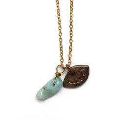 Dreamers Wink Necklace