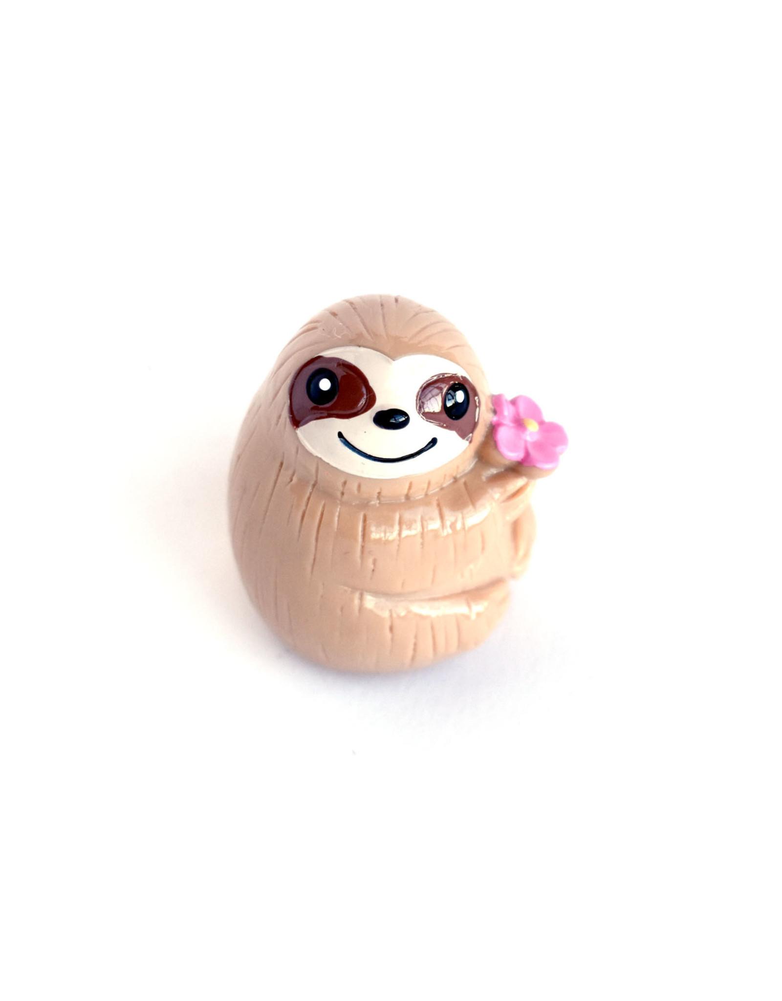 Berry Lazy Sloth Lip Gloss