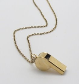 Small Whistle Necklace