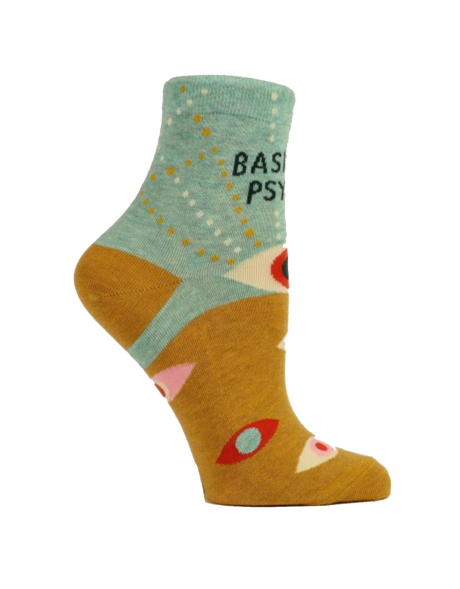 Basically Psychic Women's Ankle Socks
