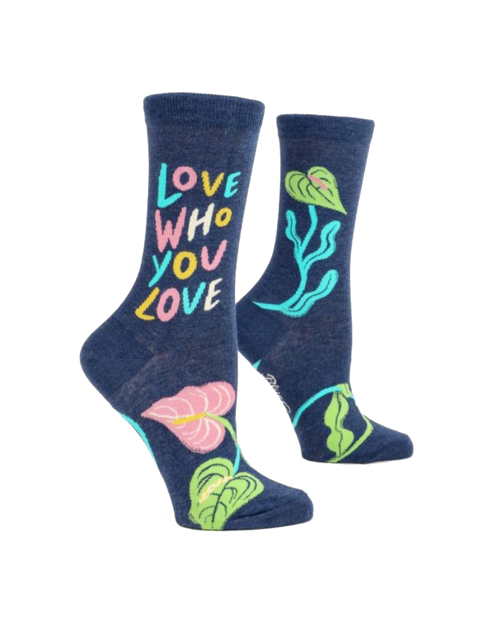 Love Who You Love Women's Socks