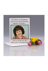 Righteous Dude (Ferris Bueller's Day Off) Greeting Card