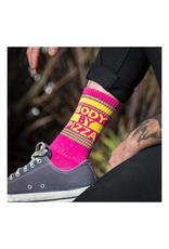 Body By Pizza Ribbed Gym Socks
