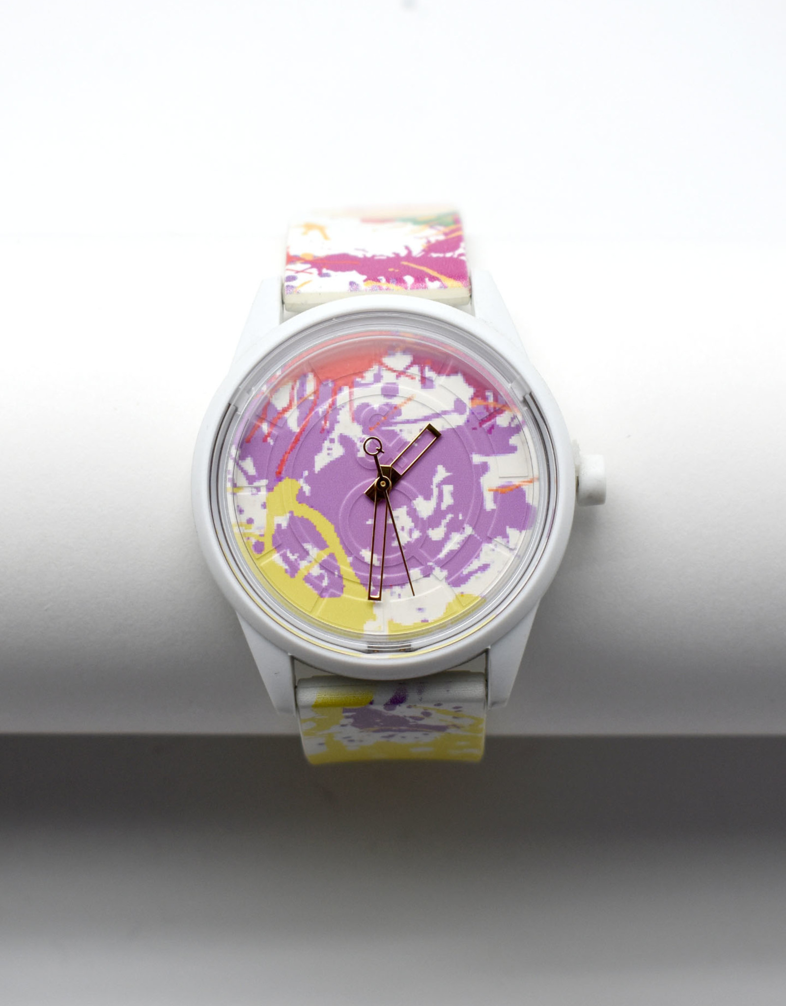 Paint Splash Solar Watch
