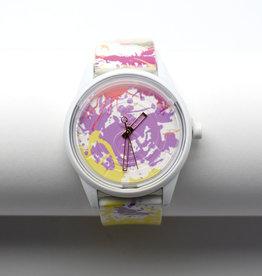 Paint Splash Solar Watch