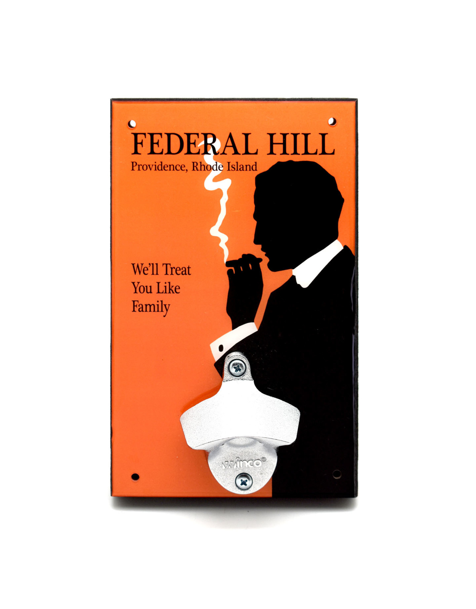 Federal Hill Bottle Opener