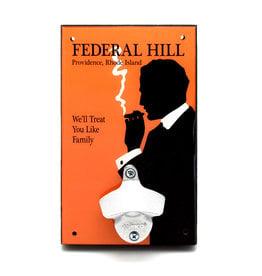 Federal Hill Bottle Opener