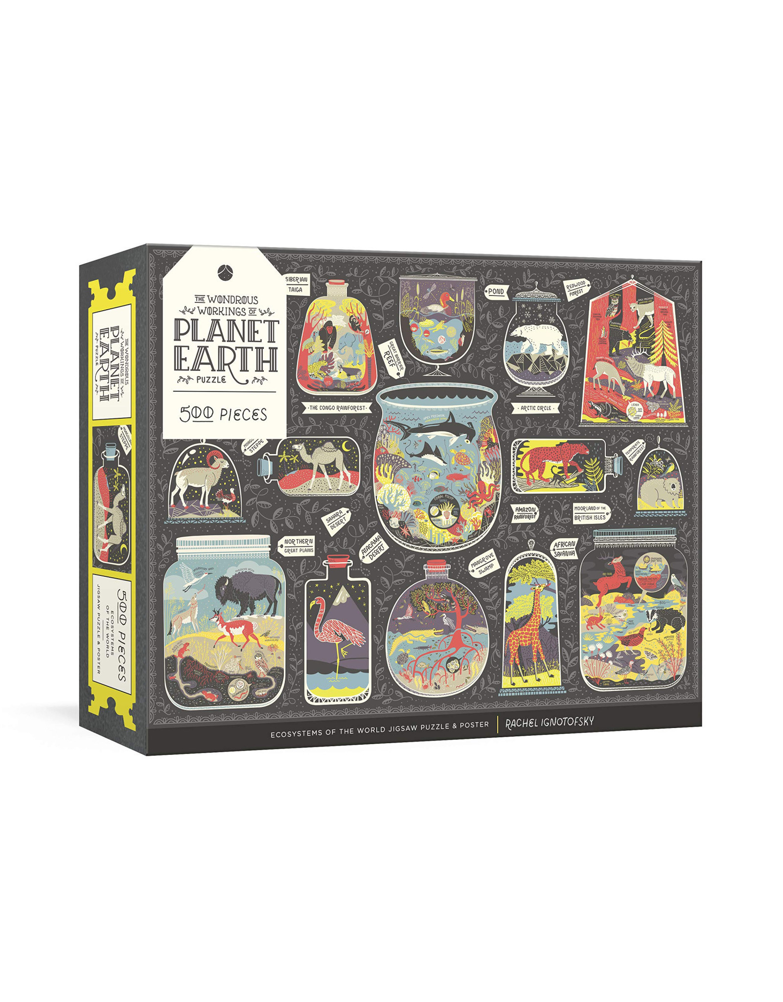 Wondrous Workings of Planet Earth Puzzle