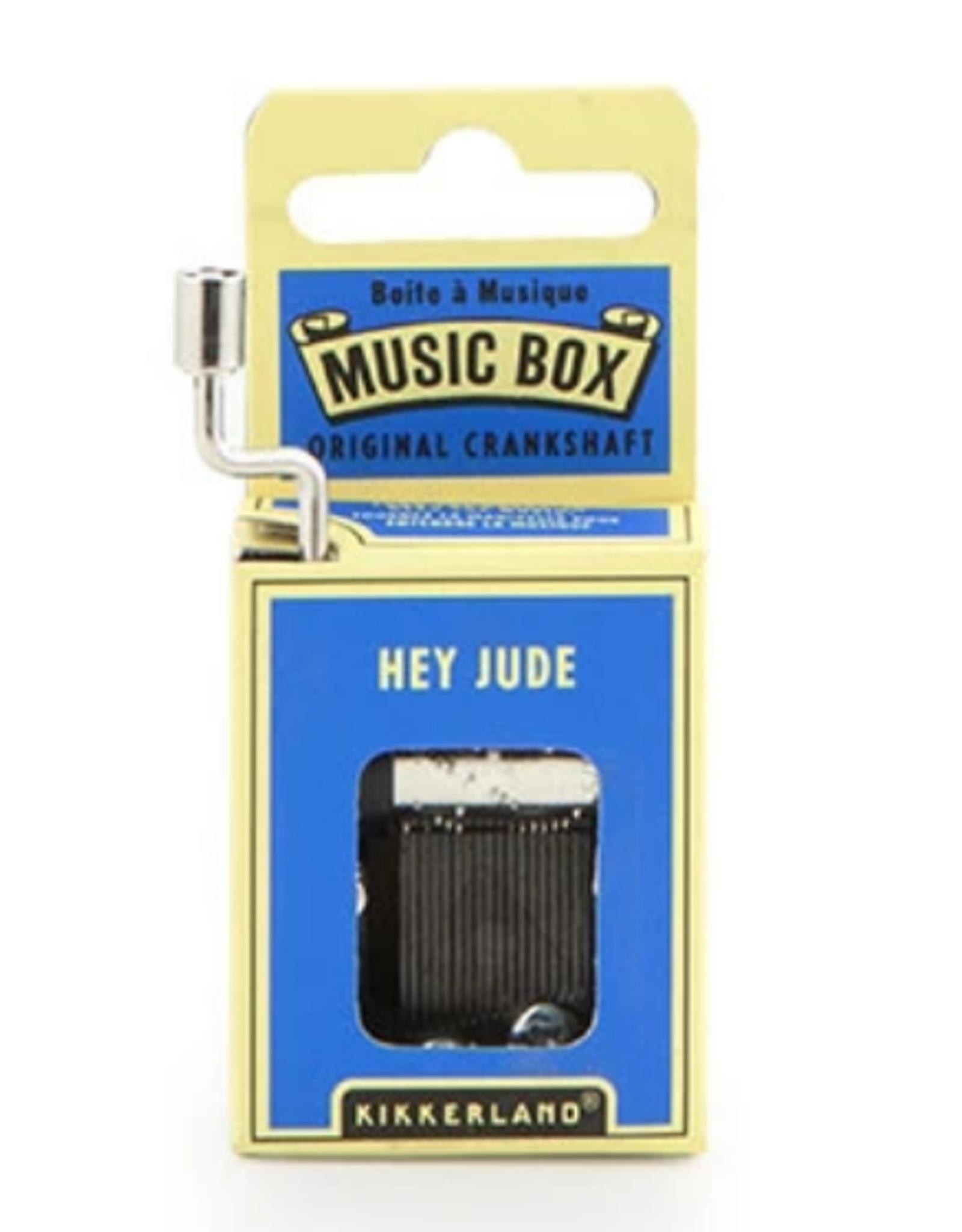 Hey Jude Music Box