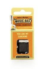 You Are My Sunshine Music Box