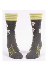 I Almost Died Men's Crew Socks