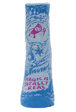 Magic Is Totally Real Women's Ankle Socks