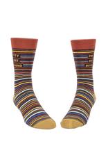 Pretty Decent Boyfriend Men's Crew Socks