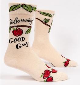 Reasonably Good Guy Men's Crew Socks