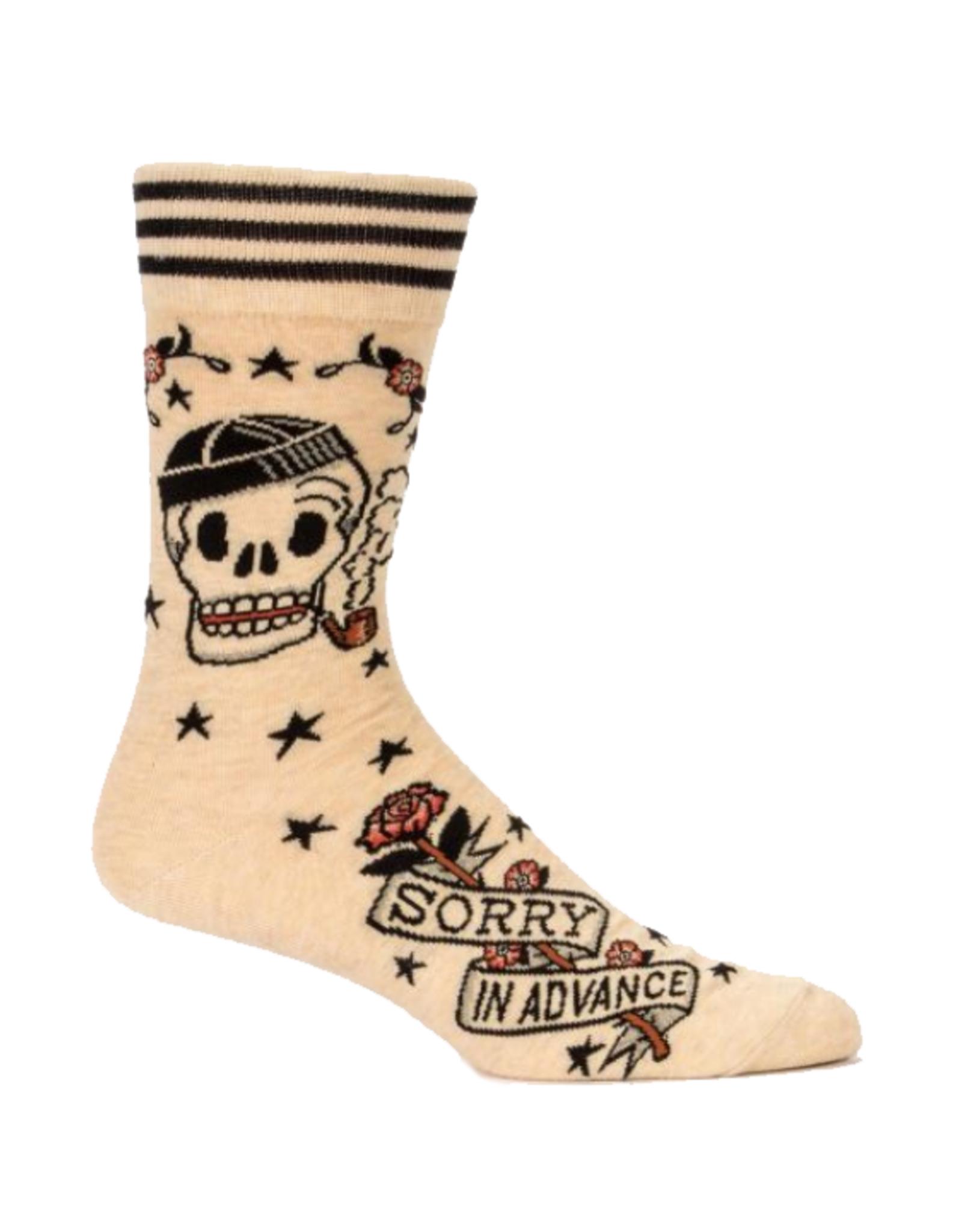 Sorry in Advance Men's Socks