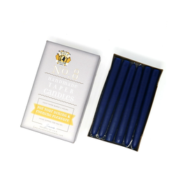 Colbalt Blue Taper Candle