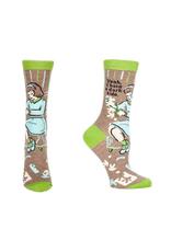 Yeah I Have A Dark Side Women's Crew Socks