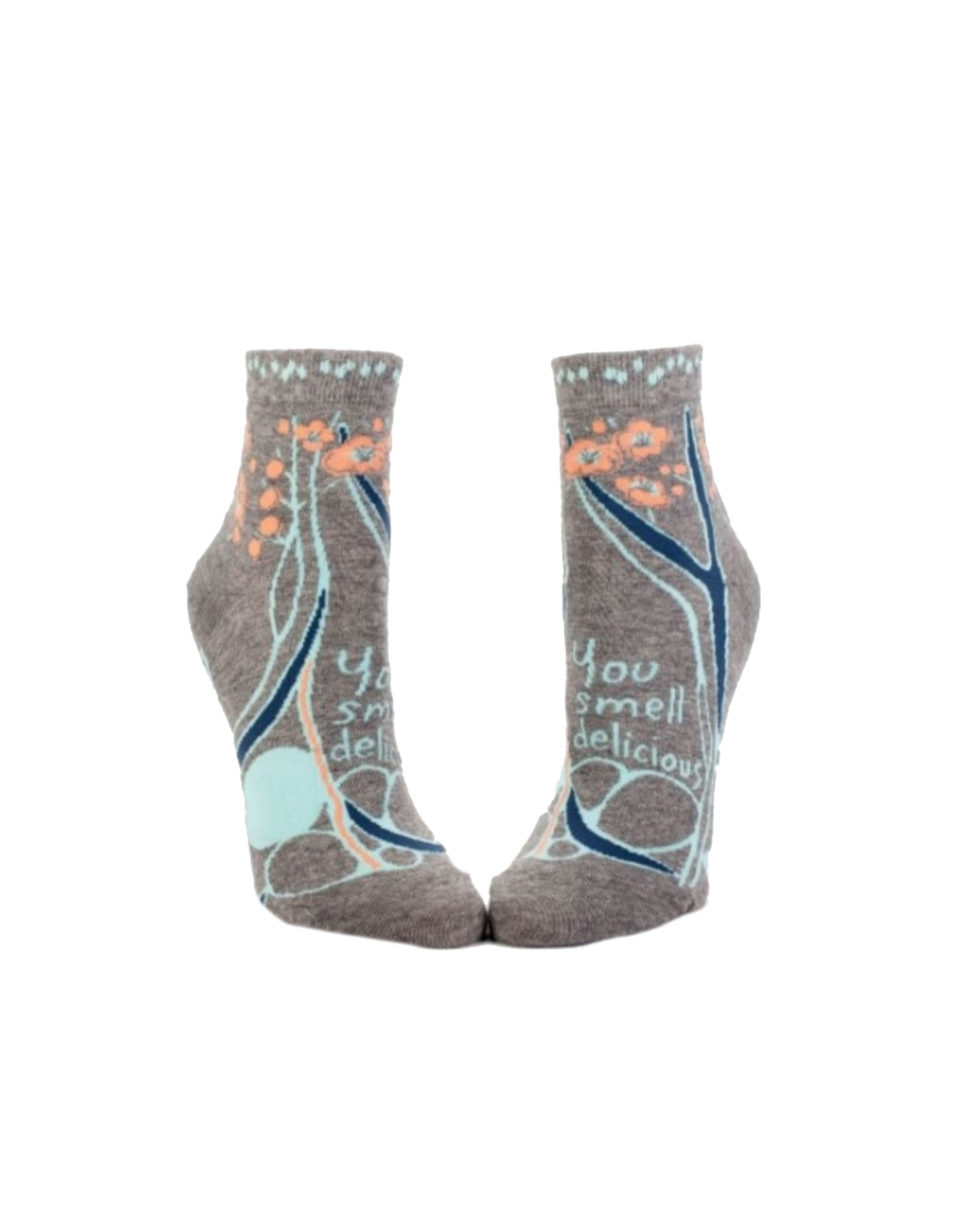 You Smell Delicious Women's Ankle Socks