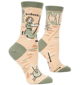 Badass Archer Women's Crew Socks