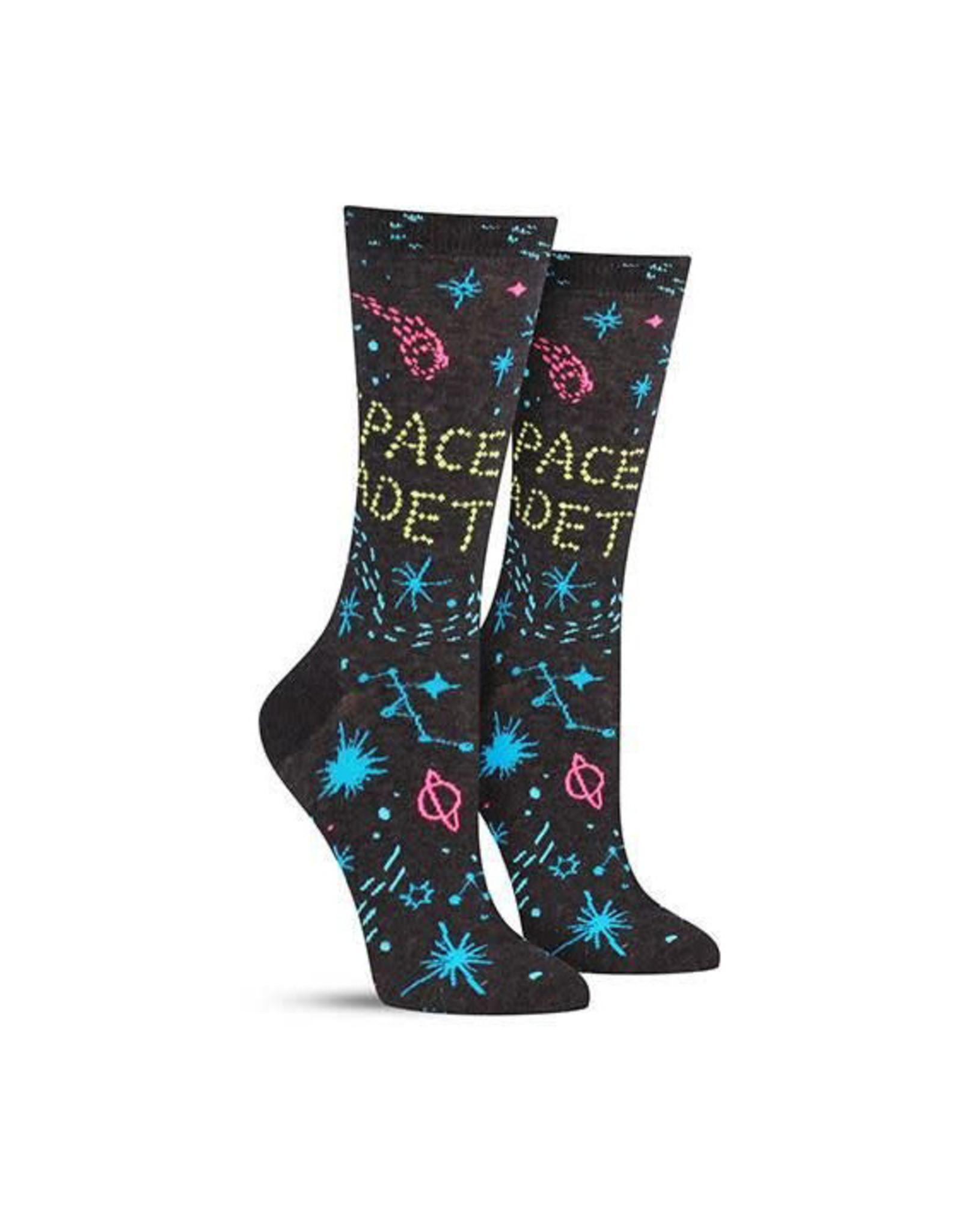Space Cadet Women's Crew Socks