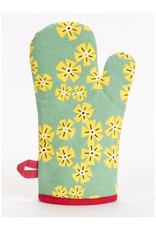 Beautiful and Eat A Lot Oven Mitt