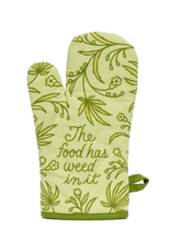 This Food Has Weed in It Oven Mitt