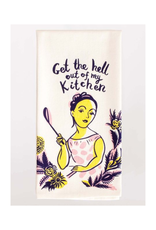 Get the Hell out of My Kitchen towel