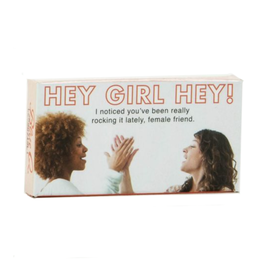 Hey Girl, Hey Gum