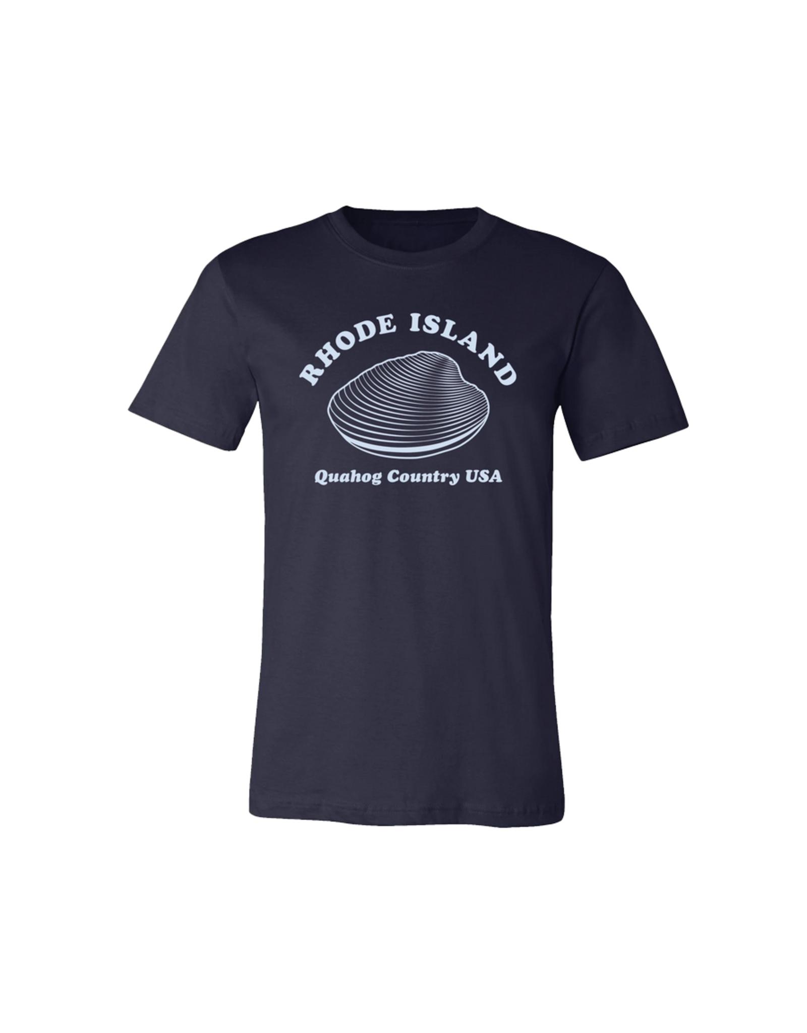 Rhode Island Quahog T-Shirt