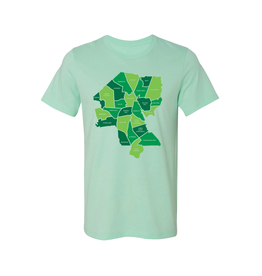 Providence Map T-shirt
