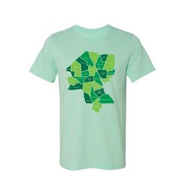 Providence Map T-shirt