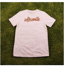 Coffee Milk Script Shirt