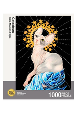 """Catechism"" Sphinx Cat Puzzle - 1000 Pieces"