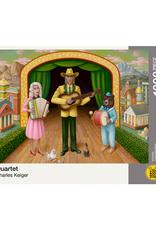 Quartet Puzzle - 1000 Pieces
