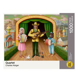 Quartet Puzzle - 1000 Pieces