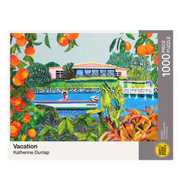 Vacation Puzzle - 1000 Pieces
