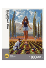Birth at Mount Gilboa Puzzle - 1000 Pieces