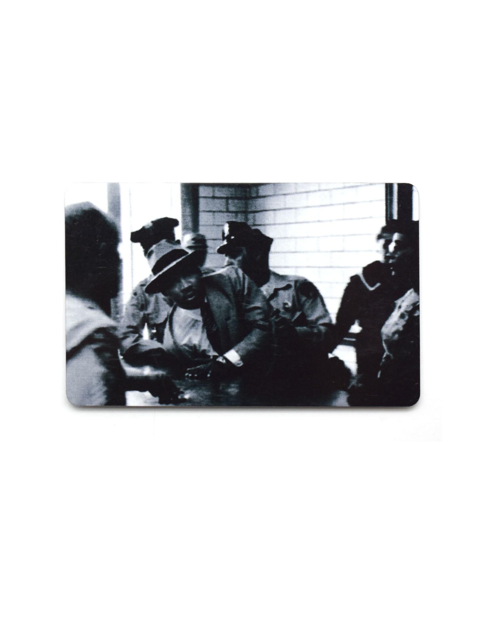 MLK Arrest Magnet
