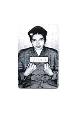 Rosa Parks Mugshot Magnet