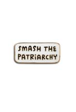 Smash the Patriarchy Enamel Pin