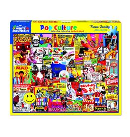 Pop Culture 1000 Piece Puzzle