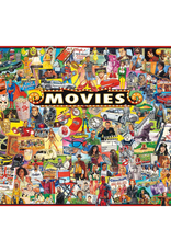 Movies 1000 Piece Puzzle