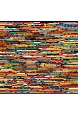 Pencil Collage 1000 Piece Puzzle
