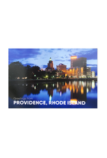 Downtown Providence Hassan Bagheri Postcard