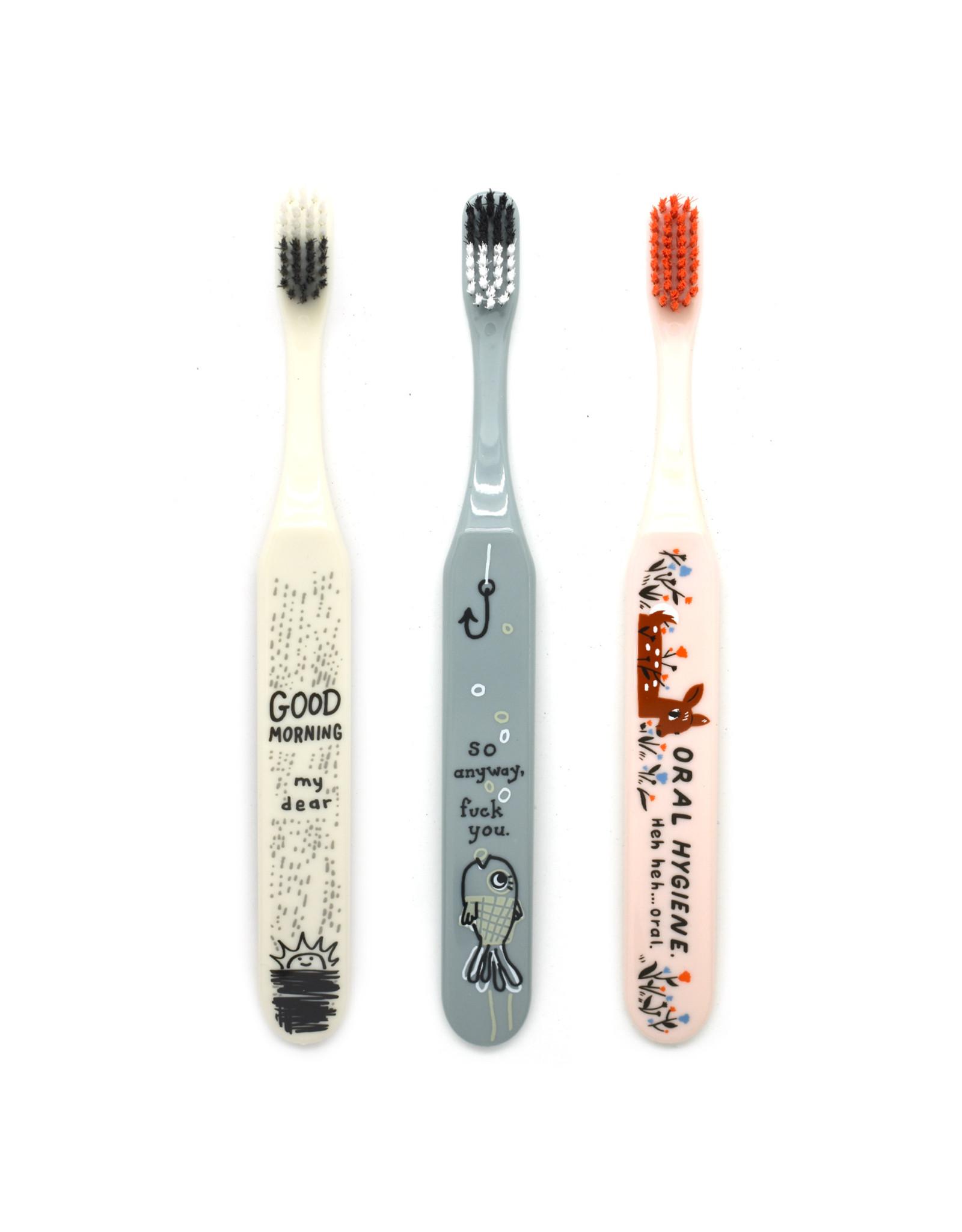 Oral Hygiene HehHeh Toothbrush
