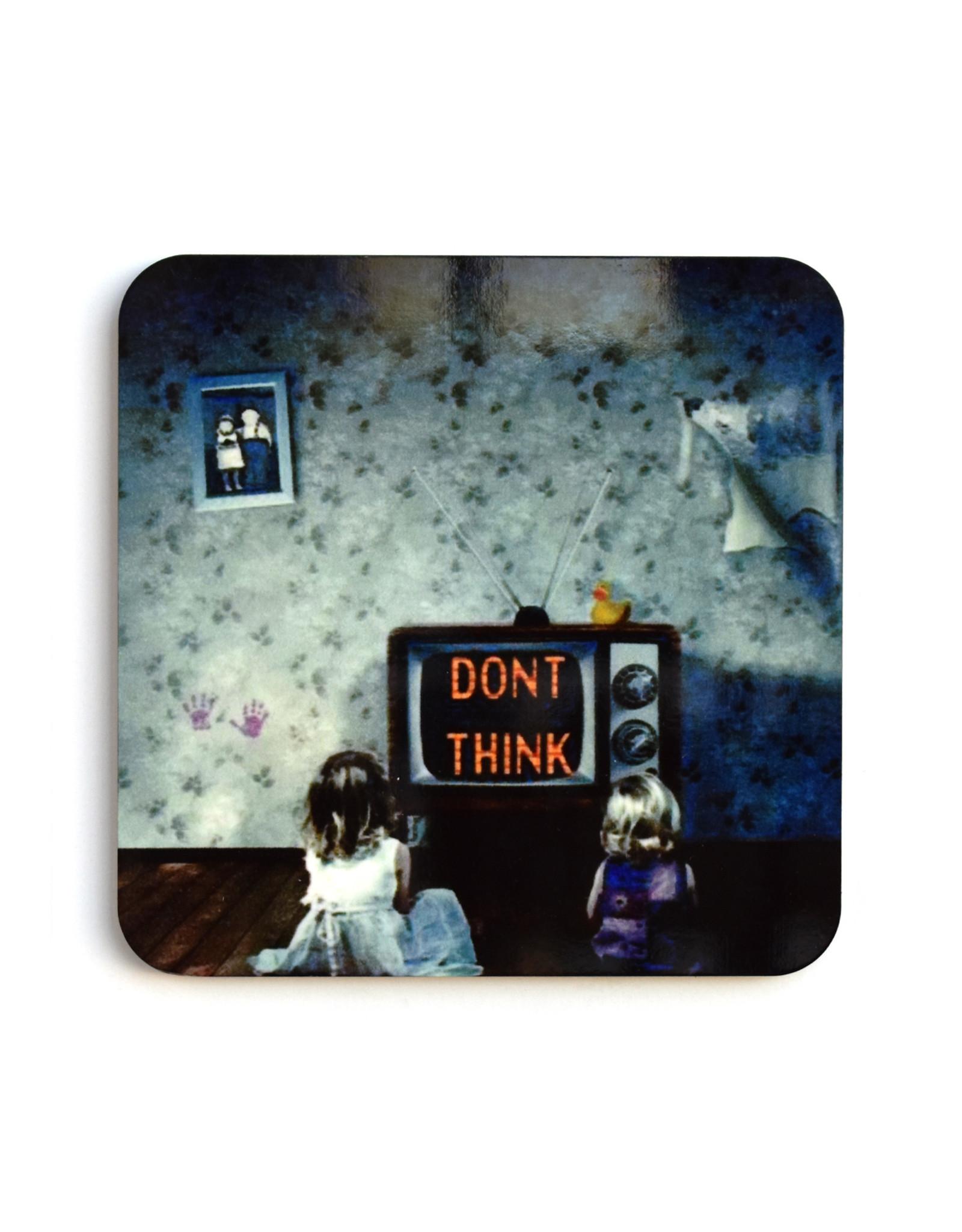 Don't Think Coaster