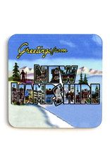 Greetings From New Hampshire Coaster